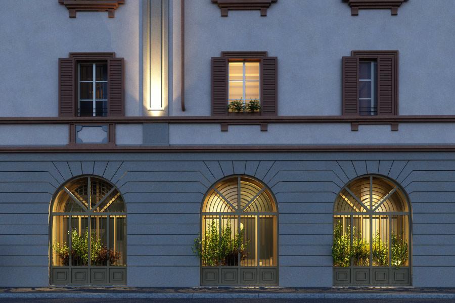 Progetto Palazzo Bandello - Investimento Immobiliare Milano